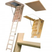 Чердачная лестница Fakro LWS Smart Plus