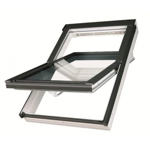 Пластиковые мансардные окна Fakro PTP-V U3
