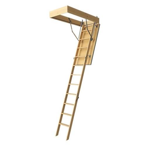 Чердачная лестница Docke (Дёке) DACHA 60х120х280