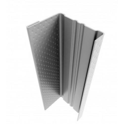 Направляющий профиль для вентилируемого фасада