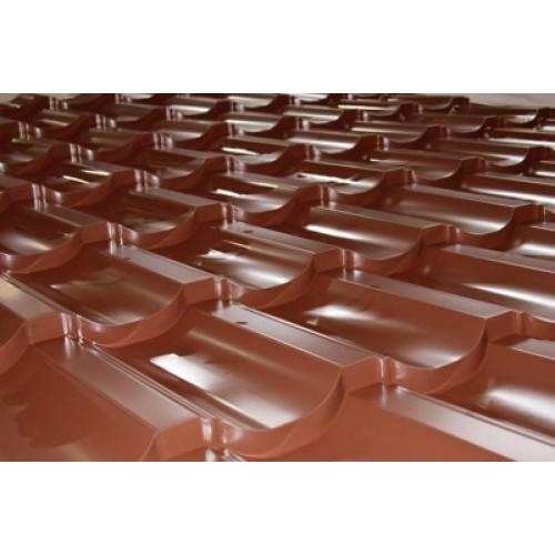 Трамонтана Puretan - Новая металлочерепица